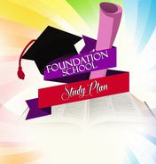 Foundation school study plan