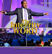 The integrity of the word vol 3 part 1