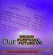 Origin purpose and future