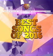 Best songs of 2016