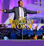 The integrity of the word vol 4 part 1
