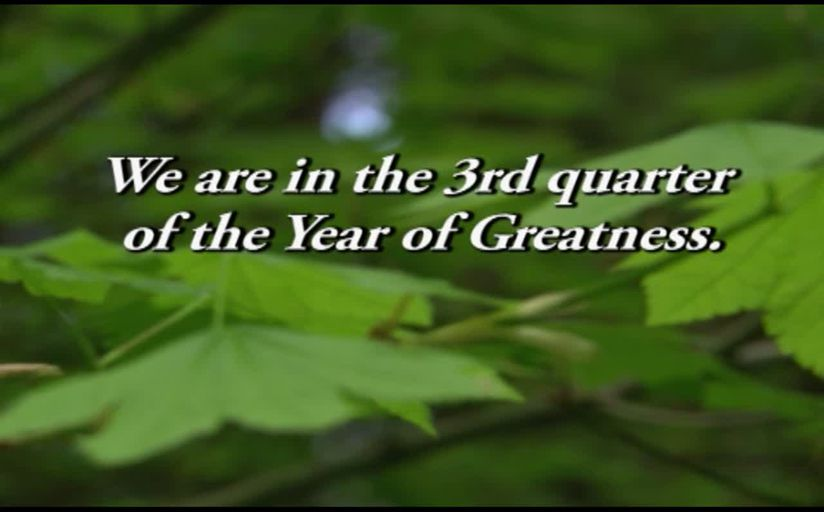 142796451969 the year of greatness video  dvx.mp4 thumb