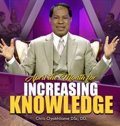 April 2017 the month for increasing knowledge