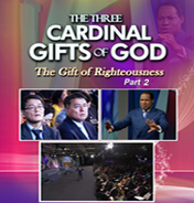 Gift of righteousness pt 2
