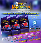 8 days of meditation