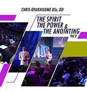 The spirit the power and the anointing vol 2