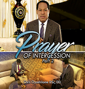 Prayer of intercession part 2