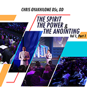 The spirit the power and the anointing vol1pt1