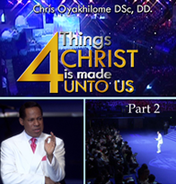 4 things christ is made unto us 2